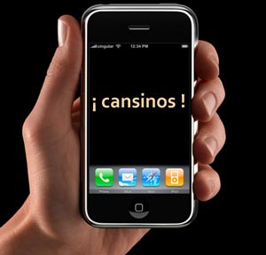 iPhone... ¡cansinos!
