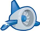 Logo 'roto' de Google App Engine