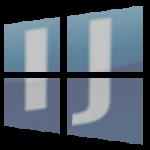 Logotipo de la app 'InfoJobs para Windows 8'