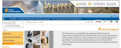 portal de tributs locals