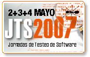 Jornadas de Testeo de Software, JTS2007
