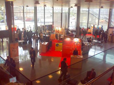 Expositores del IGC 2007