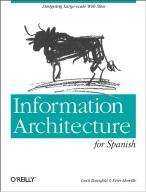 Information Architecture for Spanish (bull)