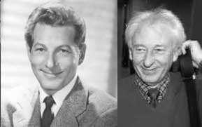 Albert Boadella y Danny Kaye