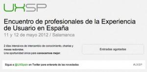 UX Spain 2012